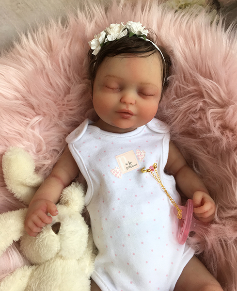 SILICONE BABY REBORN